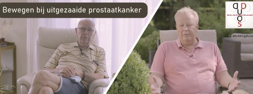 Sterker worden kan op veel manieren: bewegen bij prostaatkanker