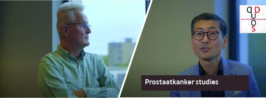 Prostaat kanker studies banner